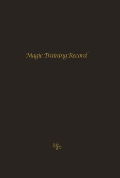 마법일지: Magic Training Record